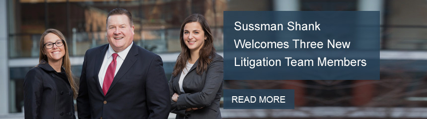 New Members - Litigation Team