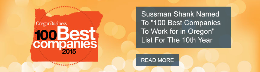 2015 100 Best Companies to Work for
