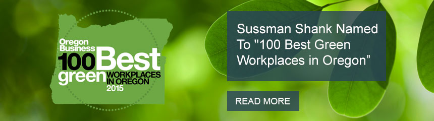 100 Best Green Workplaces (2015)