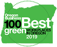Oregon Business 100 Best Green Workplaces