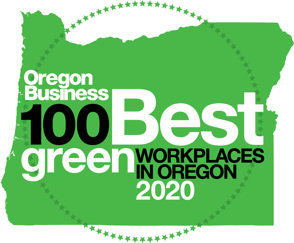Oregon Business: 100 Best Green Workplaces in Oregon 2019